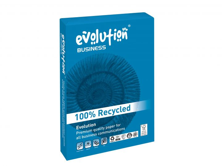 Evolution Business Recycled