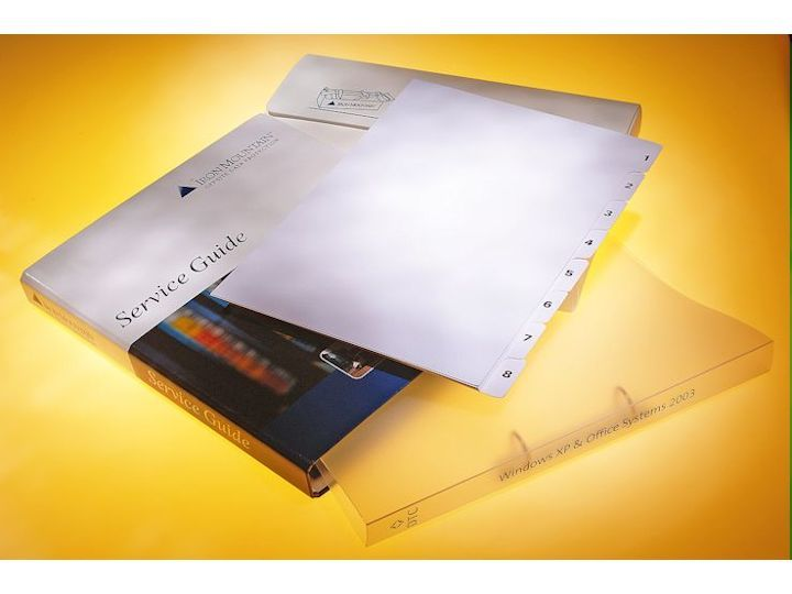 Folders, Binders & Plastic Solutions