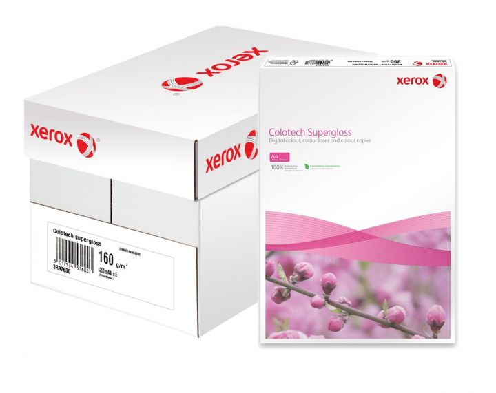 Xerox Colotech+ Supergloss Coated Paper