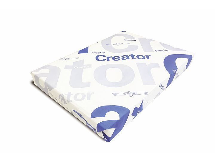 Creator Gloss & Silk Coated Paper FSC