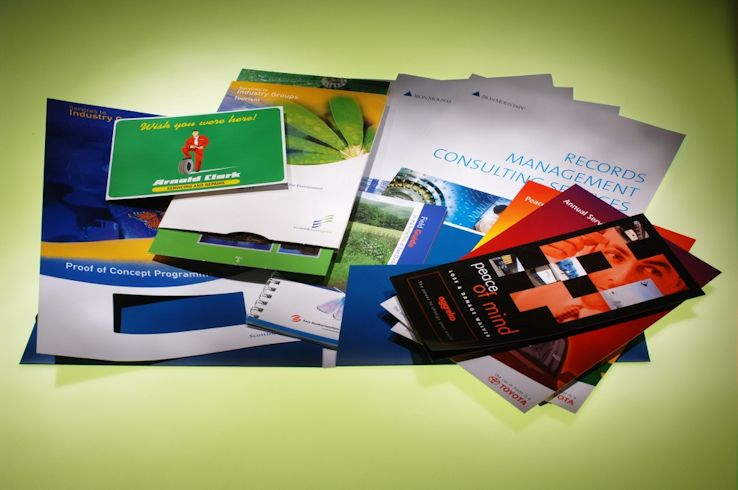 Clyde Printing Service - Printed Marketing Communications and Literature, Leaflets, Flyers, Brochures etc