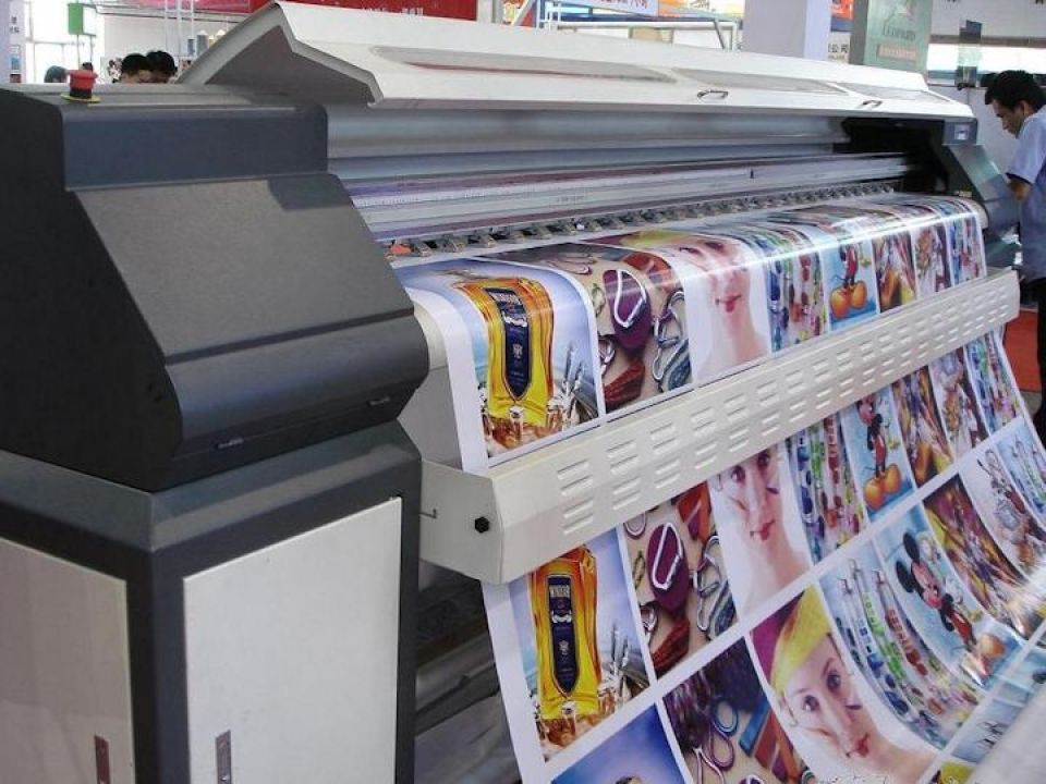 Inks for Wide Format Printing: the pros and cons