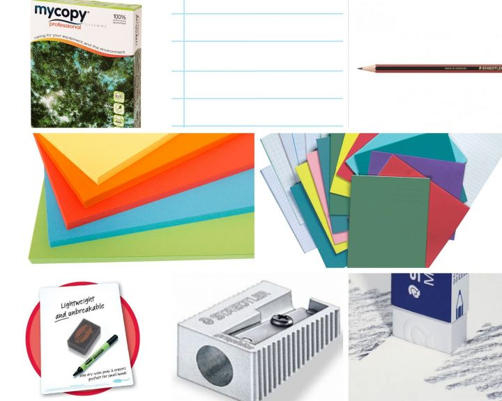 Home Schooling Essentials Pack