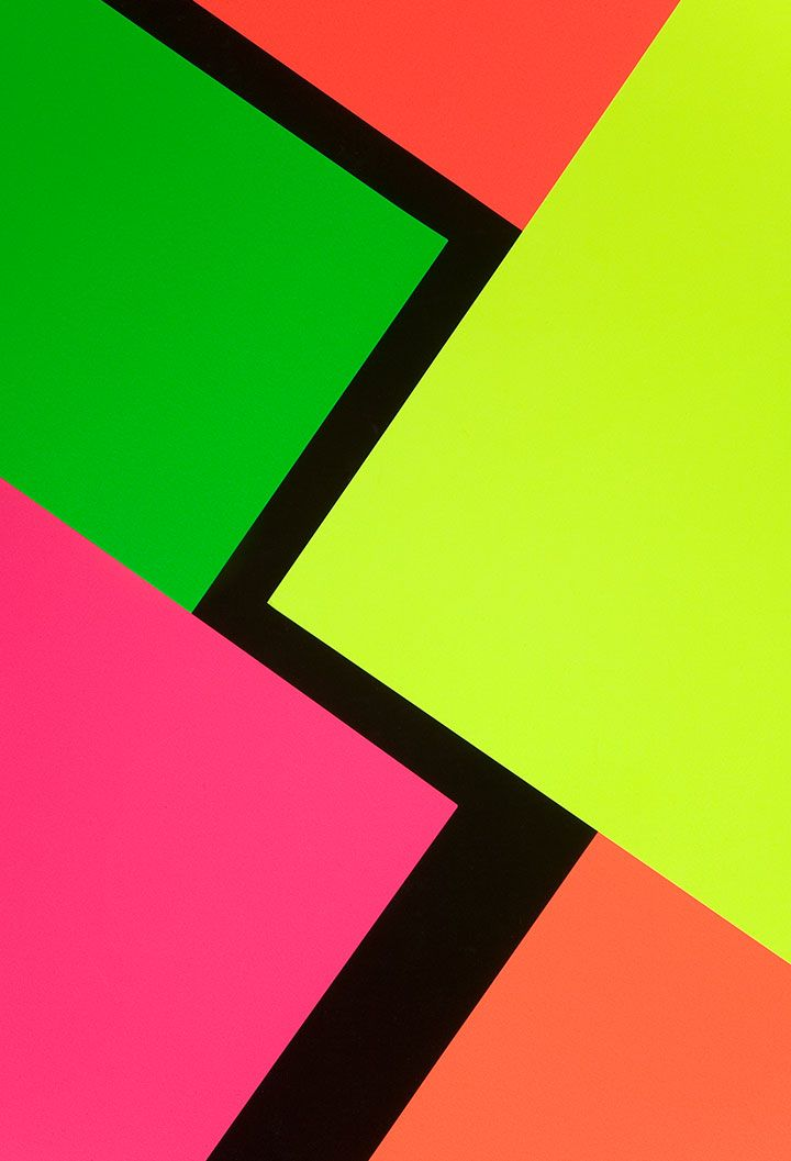 A4 DayGlo Copier Paper 100gsm Assorted Fluorescent Colours