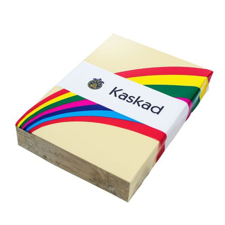 Kaskad Coloured Card A4 160gsm Eider Vellum