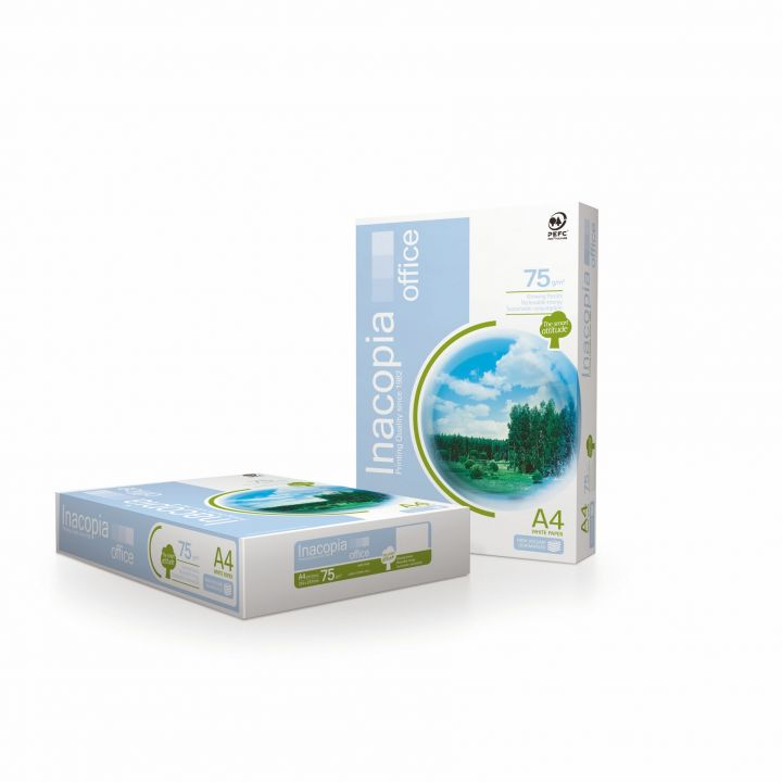 Inacopia Office Paper PEFC A4 75gsm High-White