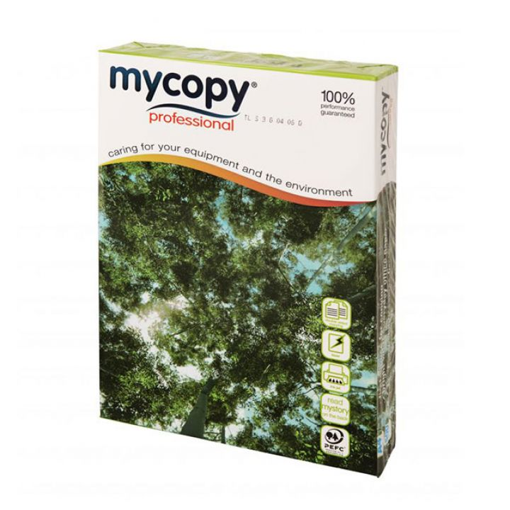 Mycopy Professional A4 Copier Paper White