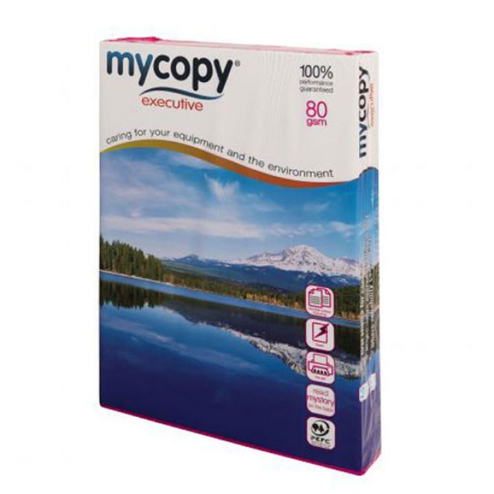 Mycopy Executive A3 80gsm White Copier Paper
