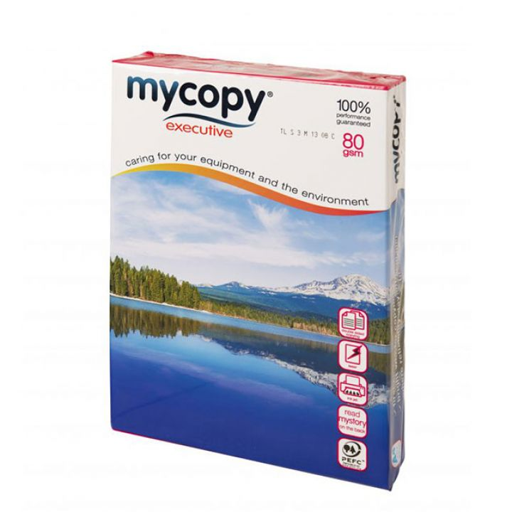 Mycopy Executive A4 80gsm White Copier Paper
